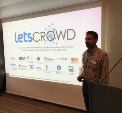 LETSCROWD at ASTRID User Days