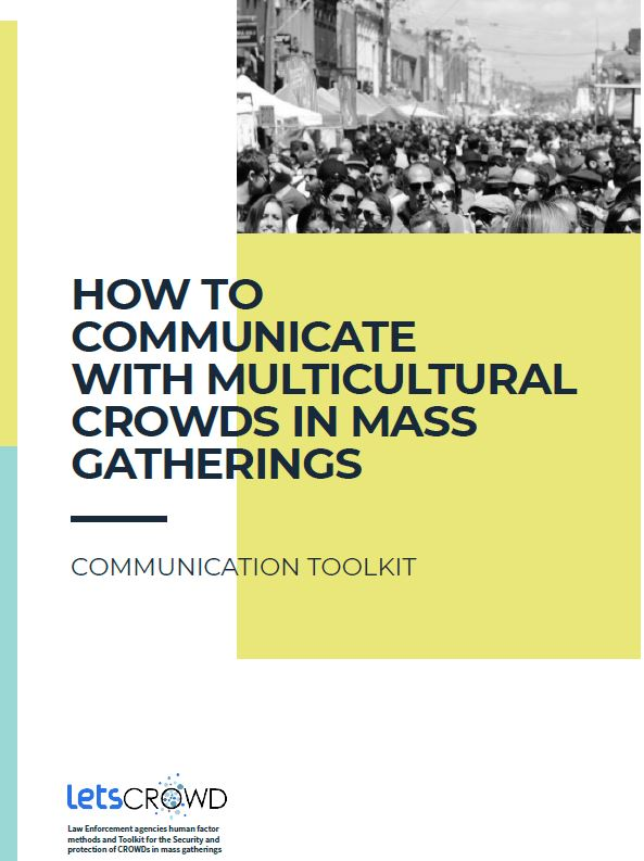 How to communicate with multicultural crowds in mass gatherings