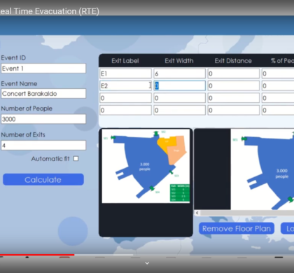 Real Time Evacuation (RTE) – LETSCROWD Tool Videos #3