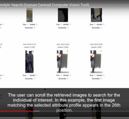 People Search – Human Centred Computer Vision Tool (HCV) – LETSCROWD Tool Videos #6